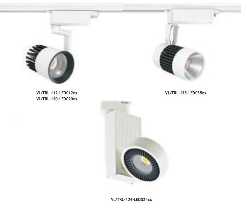 Elite Led Track Lighting: Venture Lighting India Ltd